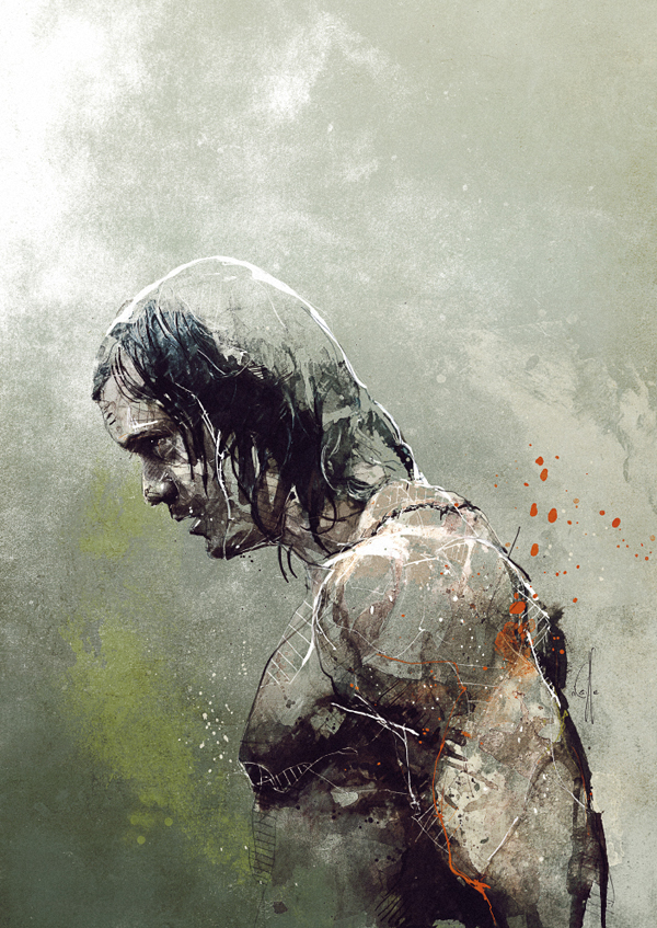 Amazing Digital Illustrations by Florian NICOLLE