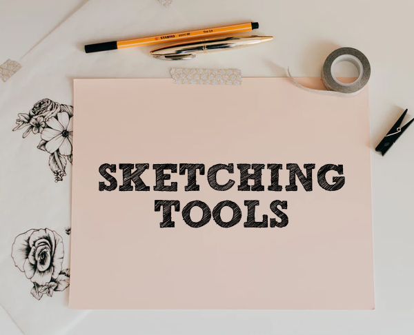 Get yourself a sketching tool