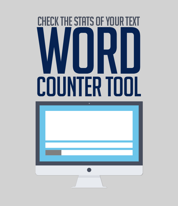 Check the Stats of Your Text with Word Count Tool