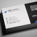 Post thumbnail of Freebie – Corporate Business Card PSD Template
