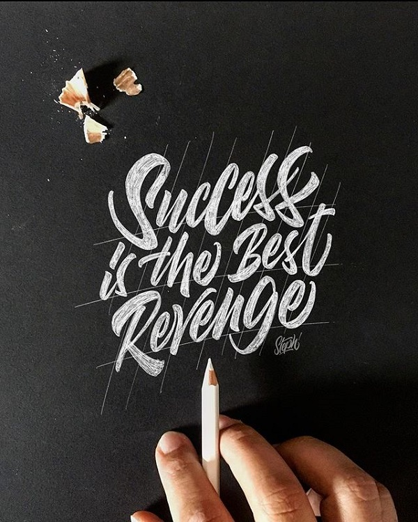 Remarkable Lettering and Typography Design - 6