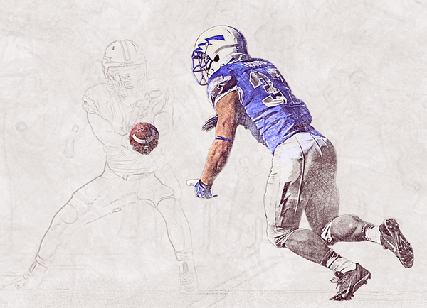 How to Create a Colored Pencil Sketch Effect Action in Adobe Photoshop