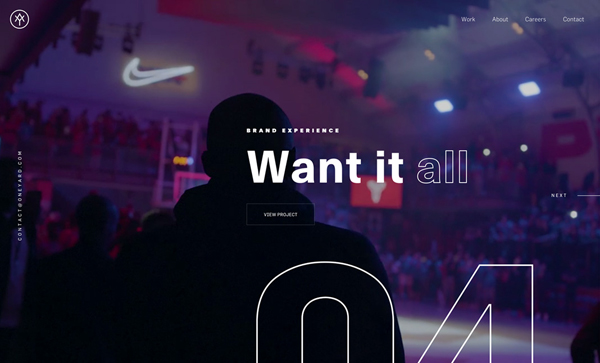 Web Design Trends 2018 : 37 New Examples - 16