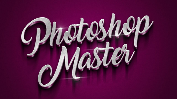 How to Create Secret 3D Text Effect in Photoshop Text Effect Tutorial