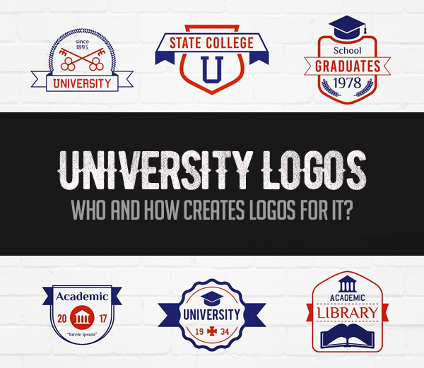University Logos. Who And How Creates Logos For It?