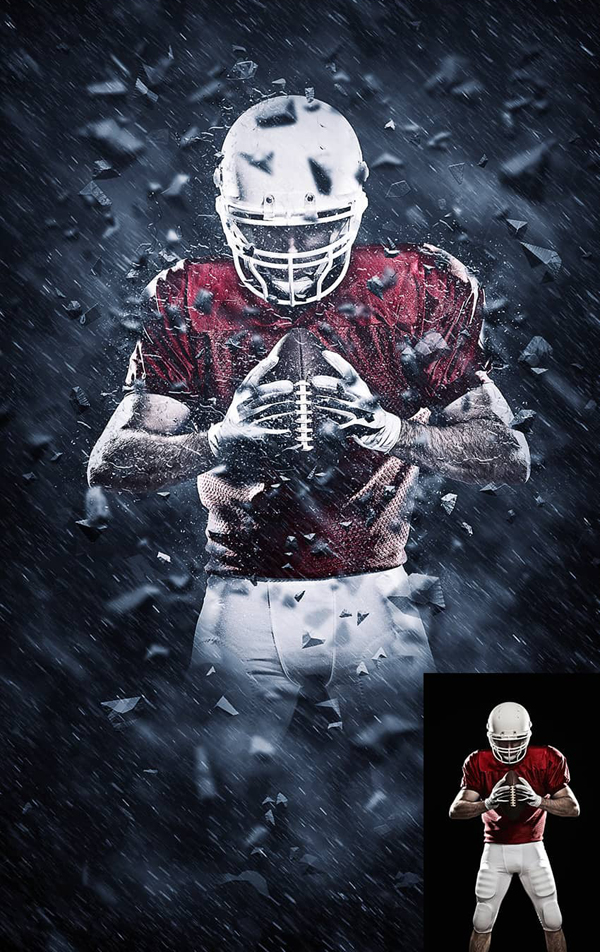 How to Create a Rain Photo Effect Action in Adobe Photoshop