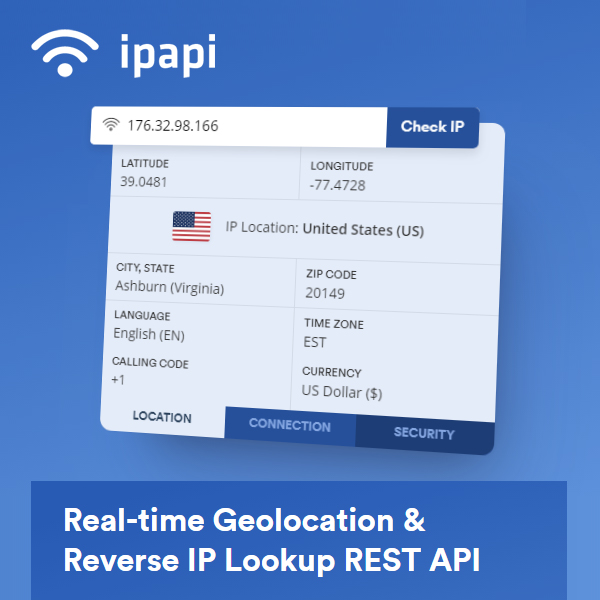 Ipapi: IP Targeting Made Easy