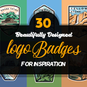 Post Thumbnail of Logo Badges Design: 30 Beautiful Concepts and Ideas