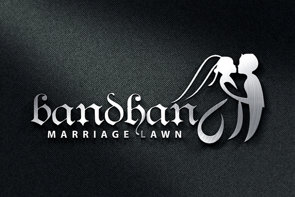 Luxury Wedding Logo Template Preview - 6