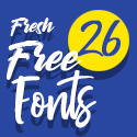 Post Thumbnail of Free Fonts: 26 Fresh Fonts for Graphic Designers