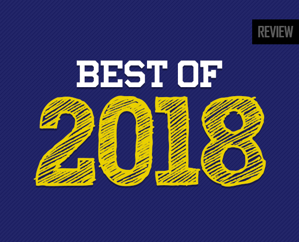 GDJ's Year In Review #BestOf2018