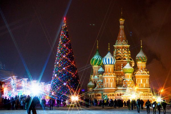 Christmas in World's Most Beautiful Cities - 49