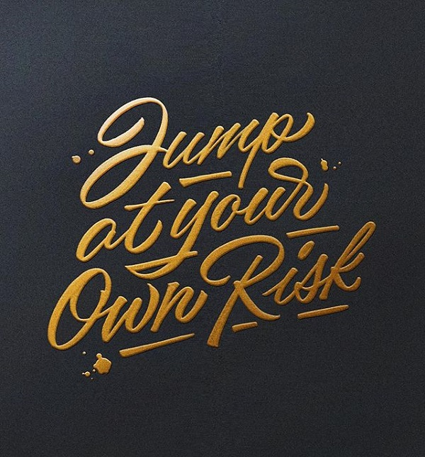 Fresh Remarkable Lettering and Typography Design for Inspiration - 2