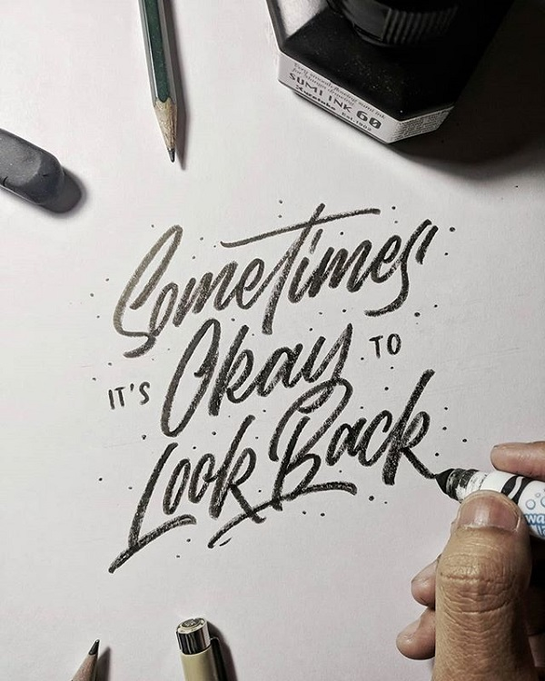 Fresh Remarkable Lettering and Typography Design for Inspiration - 24