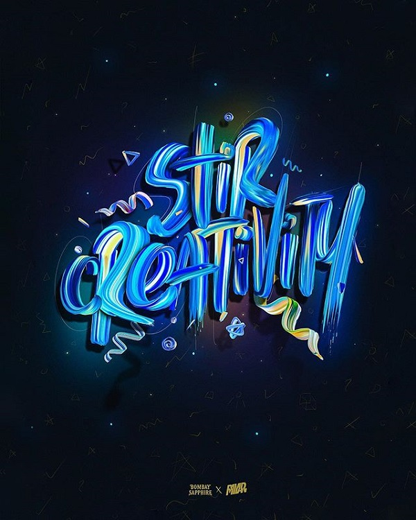 Fresh Remarkable Lettering and Typography Design for Inspiration - 27