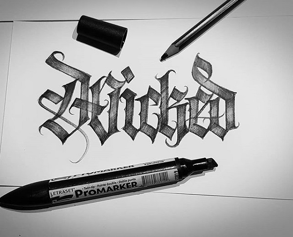 Fresh Remarkable Lettering and Typography Design for Inspiration - 28