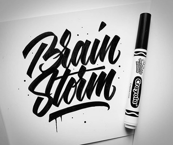 Fresh Remarkable Lettering and Typography Design for Inspiration - 29