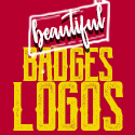 Post Thumbnail of 30 Beautiful Badges and Logos Visual Identity Designs