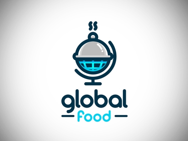 Global Food - Logo Concept