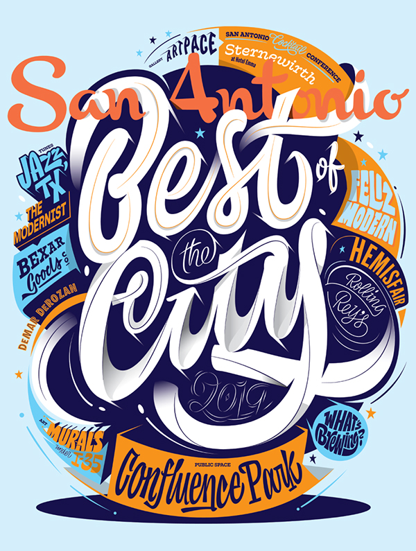 30 Remarkable Lettering and Typography Design for Inspiration - 1