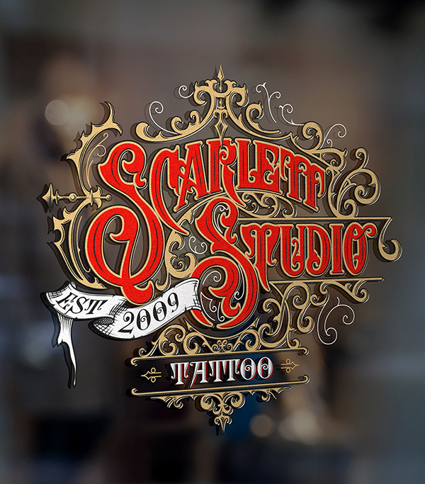 30 Remarkable Lettering and Typography Design for Inspiration - 11