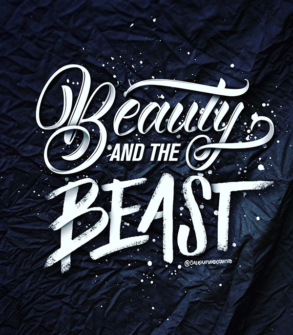 30 Remarkable Lettering and Typography Design for Inspiration - 3