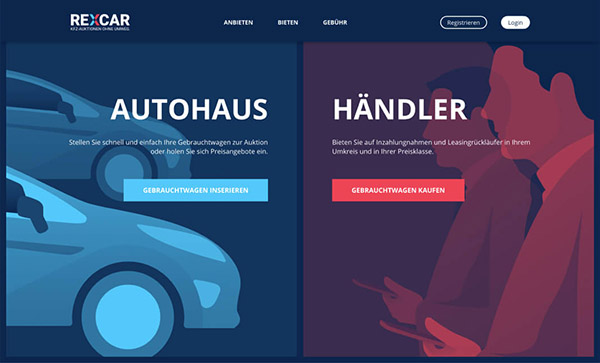 Fresh Web Design Examples That Follow New Trends - 10
