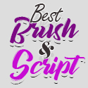 Post thumbnail of 50 Best Professional Handwriting Brush and Script Fonts