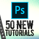 Post Thumbnail of 50 New Adobe Photoshop Tutorials From 2019