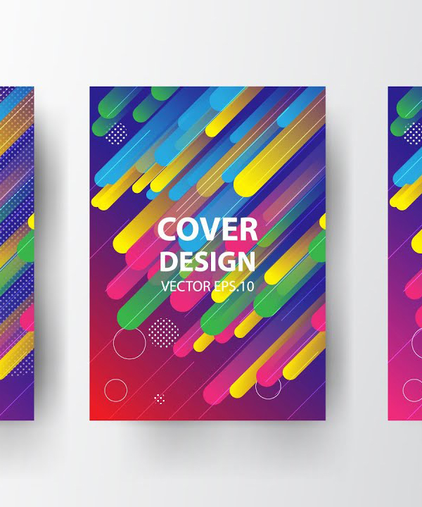 How to Make a Cover in Adobe Illustrator Video Tutorial