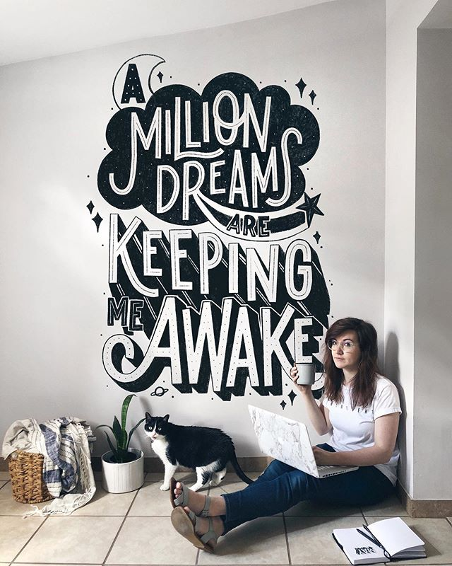 Handmade Lettering and Typography Designs - 2
