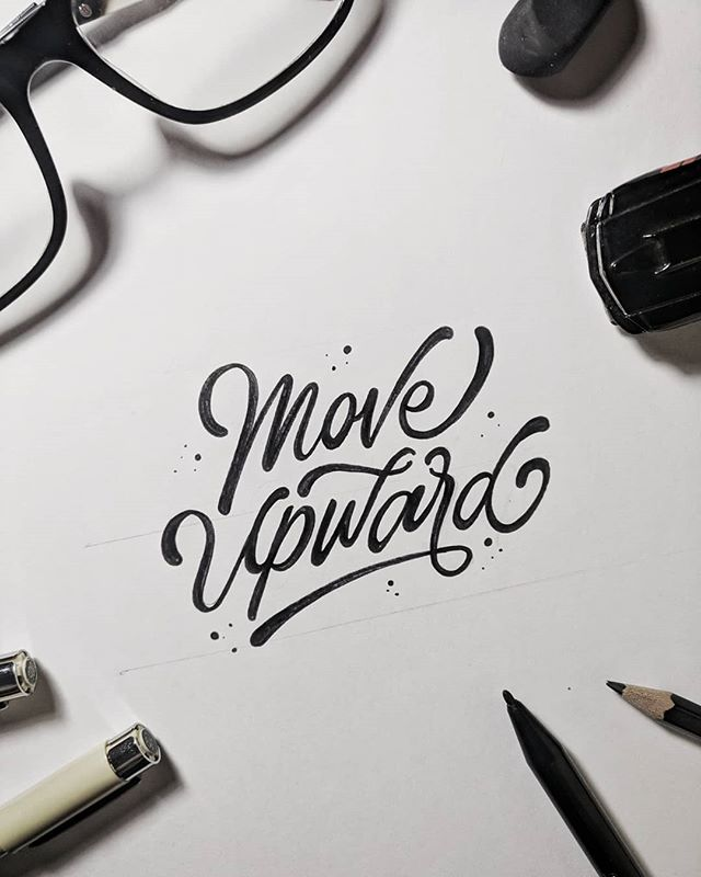 Handmade Lettering and Typography Designs - 20