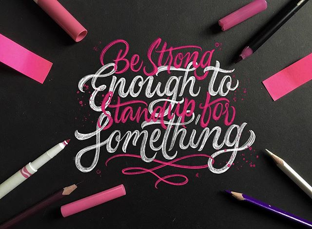 Handmade Lettering and Typography Designs - 24