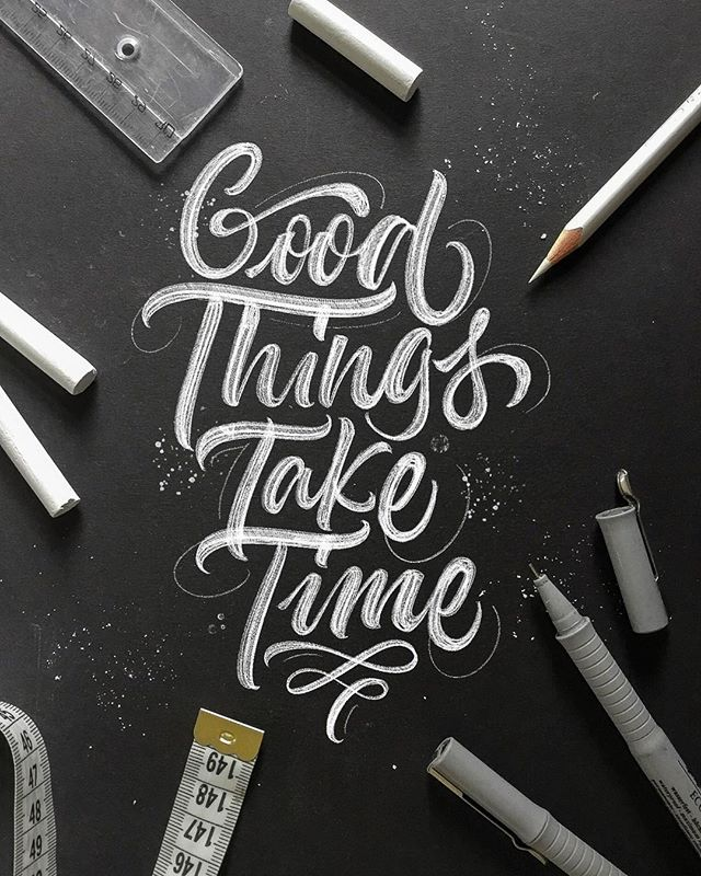 Handmade Lettering and Typography Designs - 28