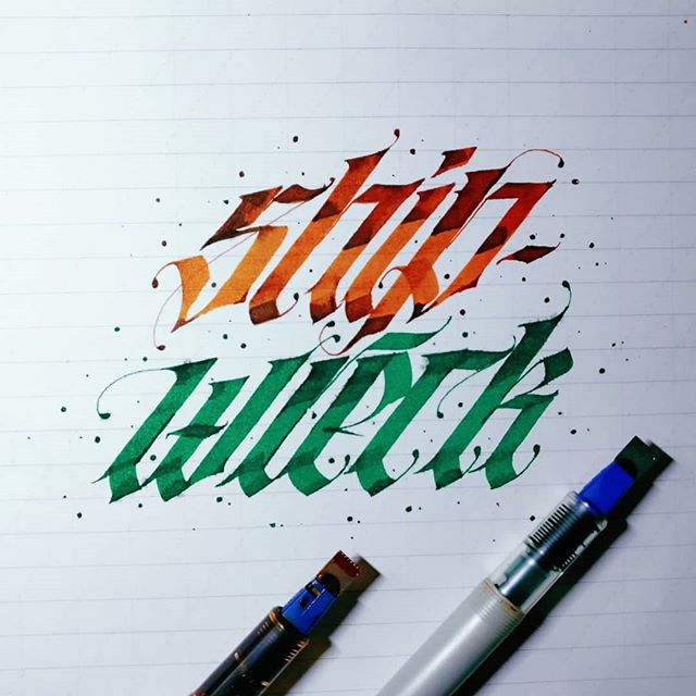 Handmade Lettering and Typography Designs - 3
