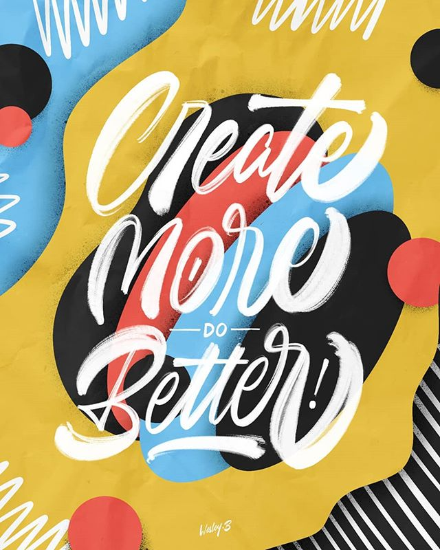 Handmade Lettering and Typography Designs - 4