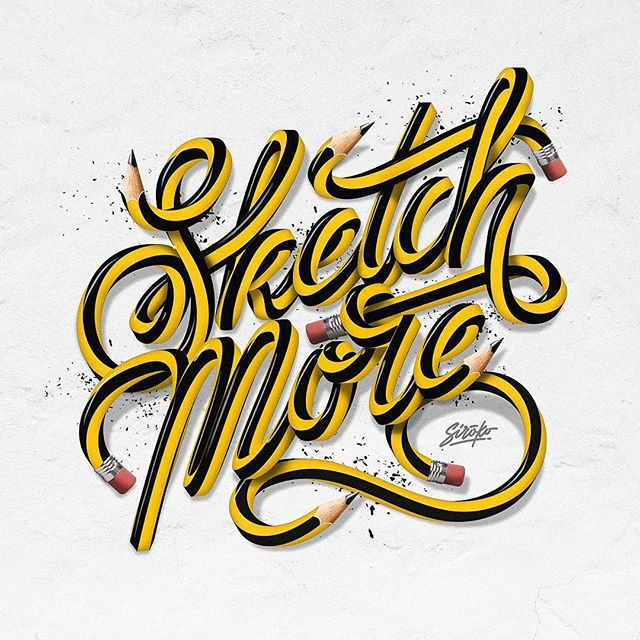 Handmade Lettering and Typography Designs - 7