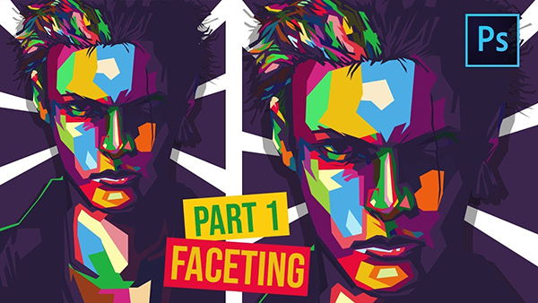 How to Create WPAP in Photoshop (Two Tutorials)
