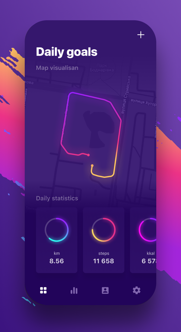 Modern Mobile App UI Design with Amazing UX - 8