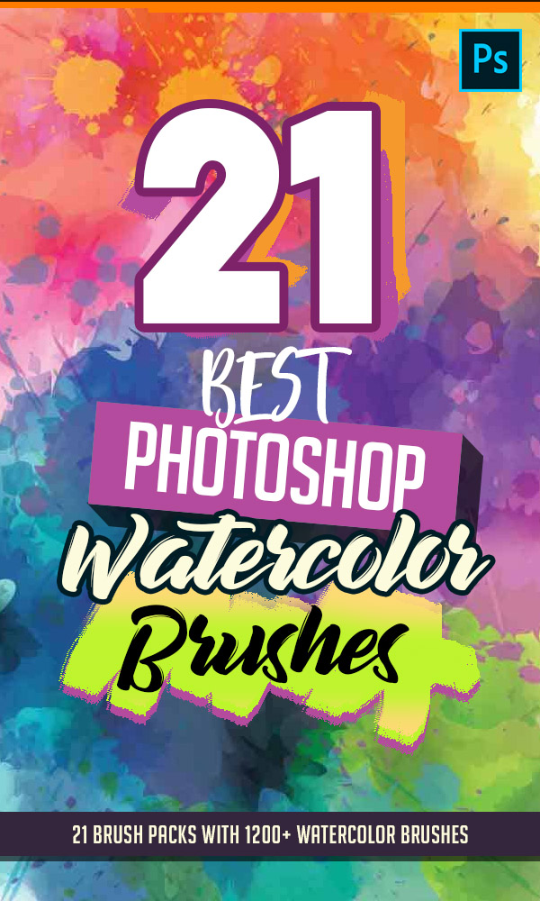 21 Best High Quality Photoshop Brushes