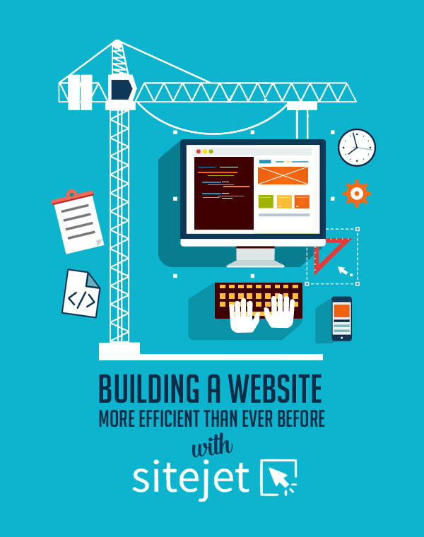 Five ways Sitejet makes building a website more efficient than ever before
