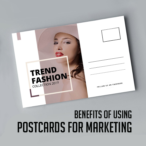 10 Benefits Of Using Postcards For Marketing
