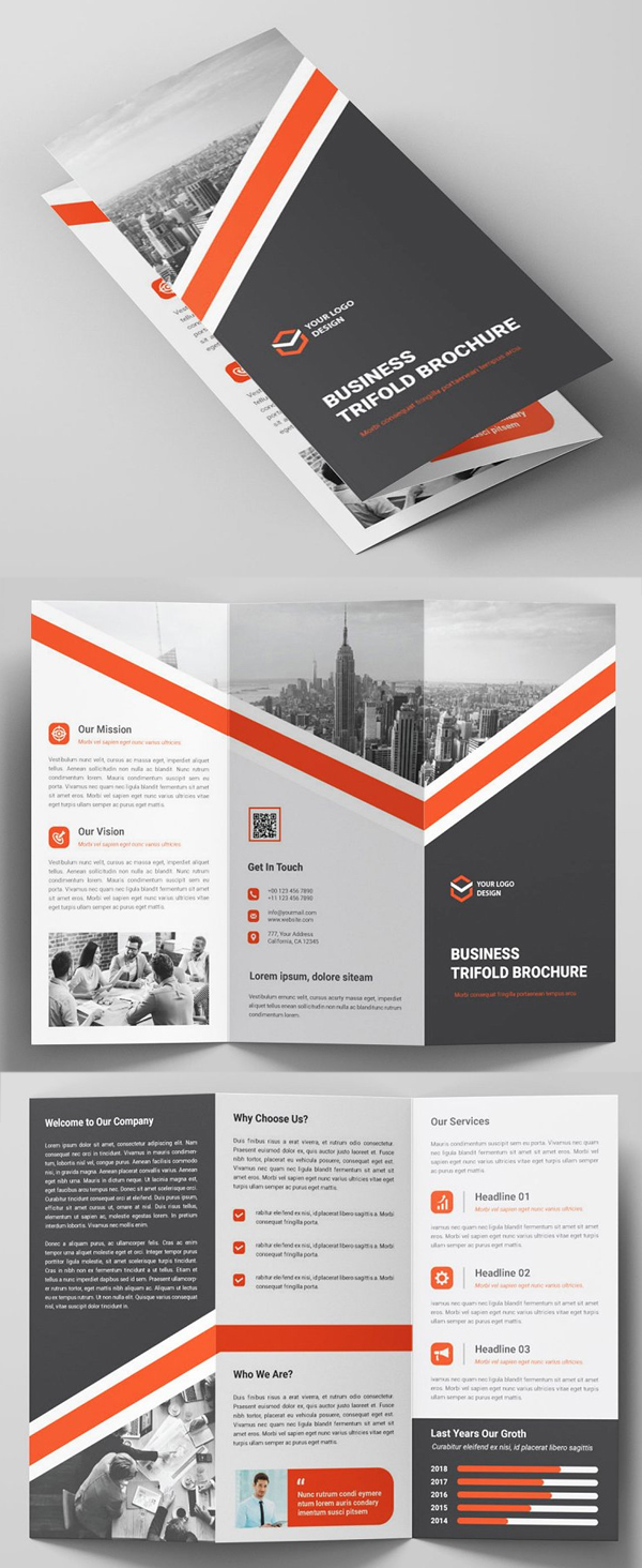Awesome Trifold Brochure