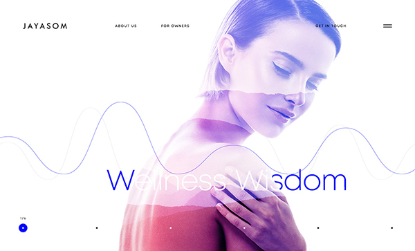 35 Creative Web Design Examples with Modern UI/UX - 12