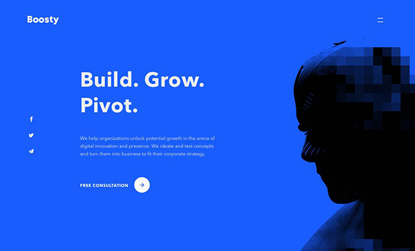 35 Creative Web Design Examples with Modern UI/UX - 34