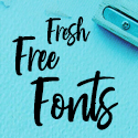 Post Thumbnail of 20 Fresh Free Fonts for Graphic Designers