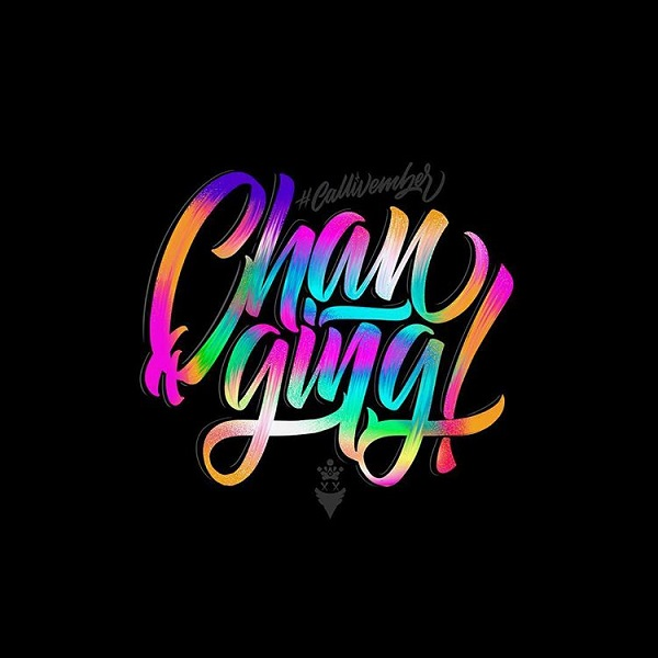 Remarkable Lettering and Typography Designs - 5