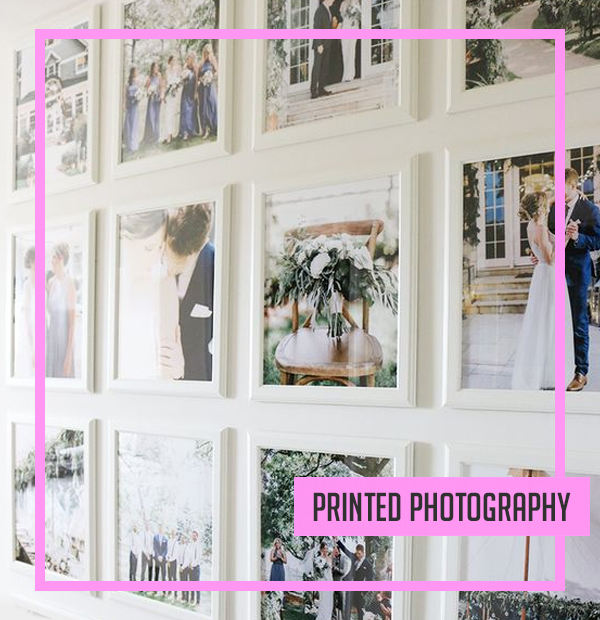 Printed photography