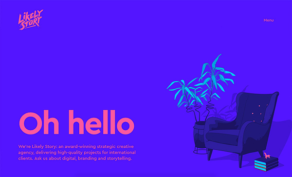 50 Creative Website Designs with Amazing UIUX - 20