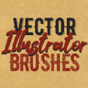 Post Thumbnail of 25 Professional Vector Illustrator Brushes